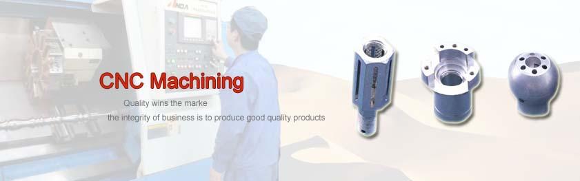 CNC Maching of CHENGCHUANG