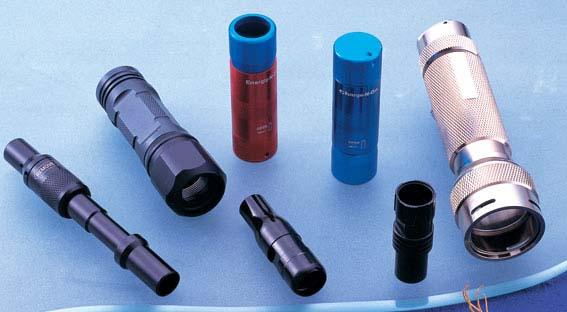 flashlight parts